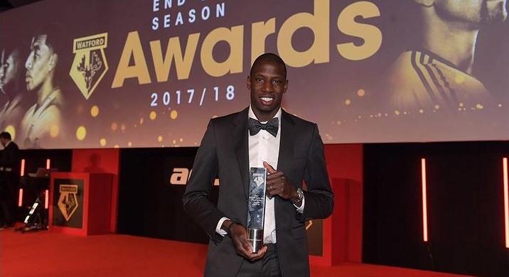 Abdoulaye Doucoure Awards