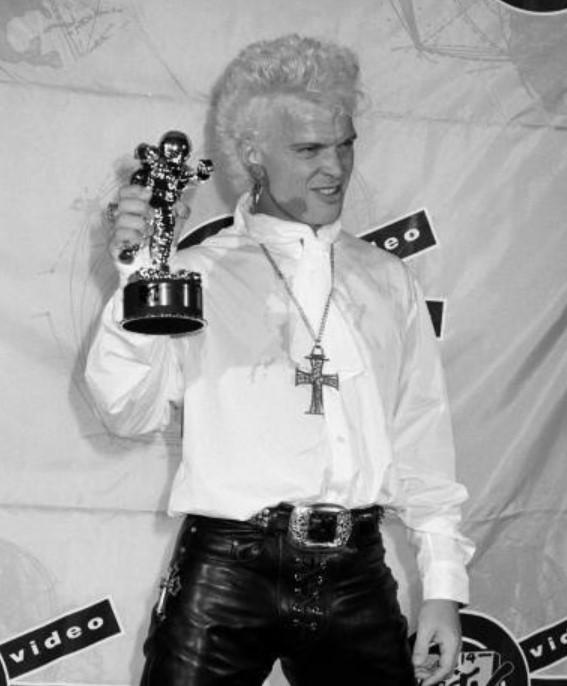 Billy Idol awards
