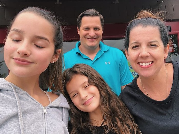 Jules LeBlanc family