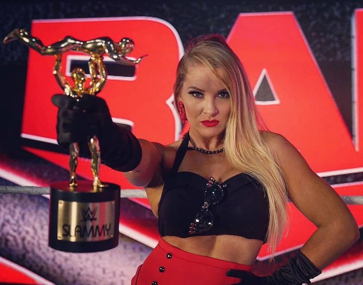 Lacey Evans awards