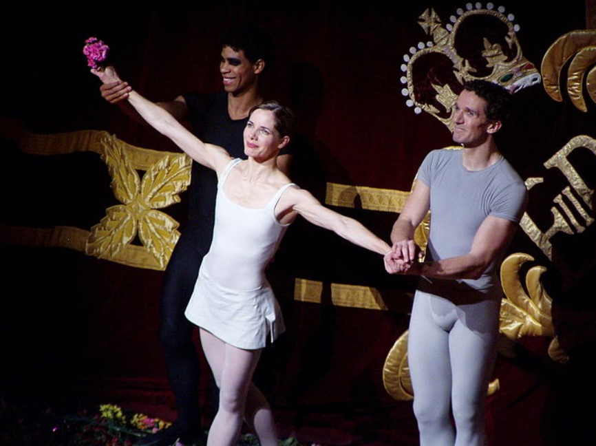 Darcey Bussell retirement