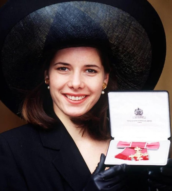Darcey Bussell honors