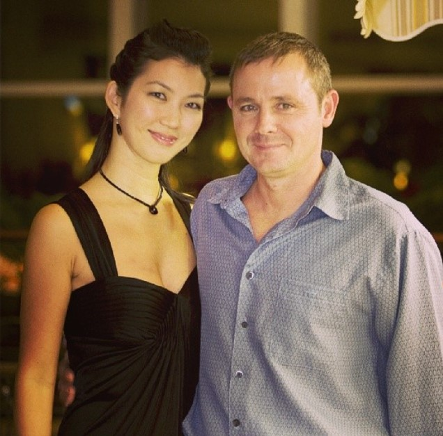 Jeanette Lee husband