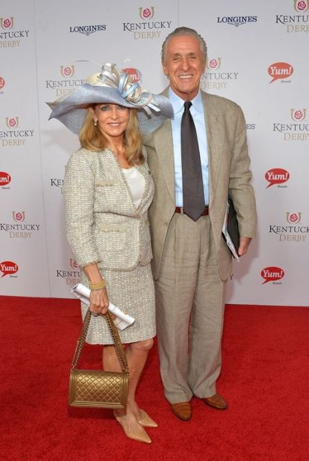 Chris Rodstrom is living happily with her husband Patrick Riley