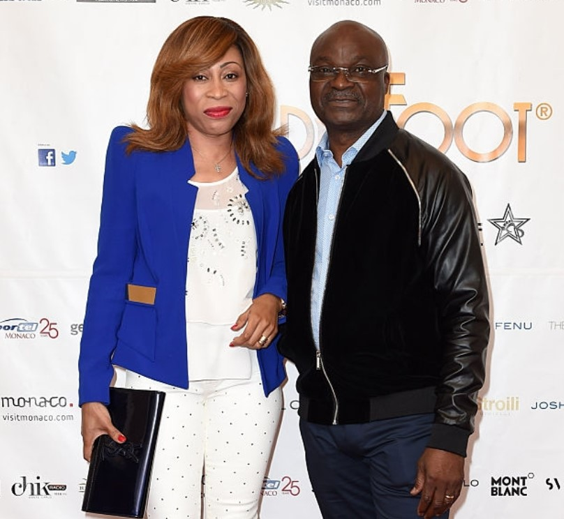 Roger Milla wife