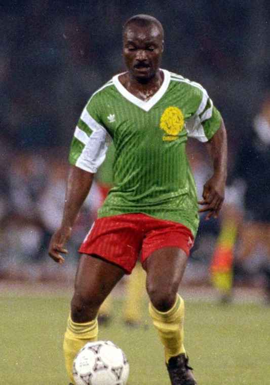 Roger Milla Cameroon