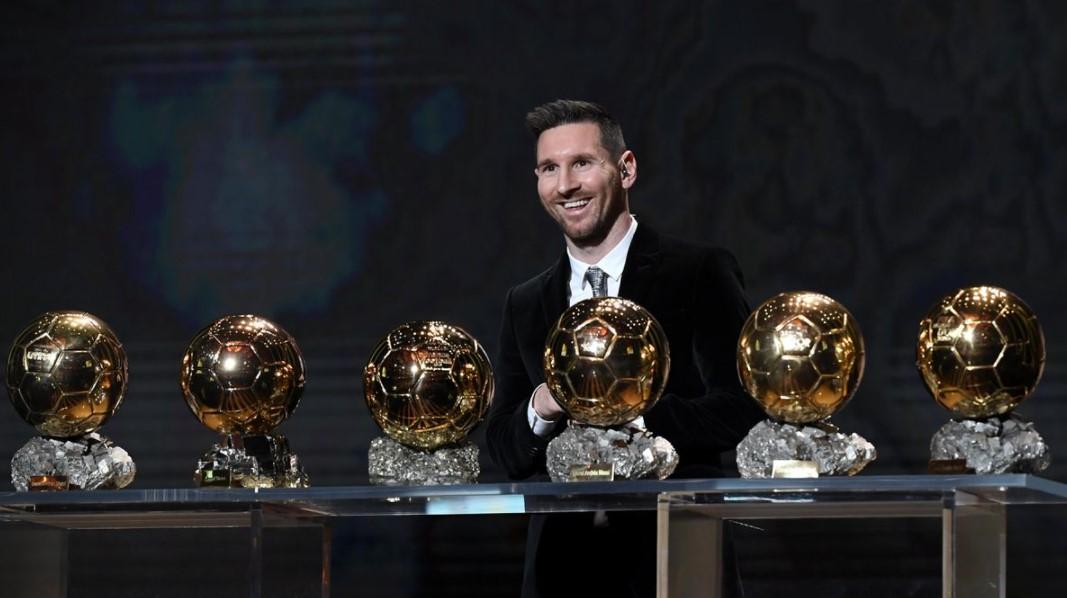 Lionel Messi awards