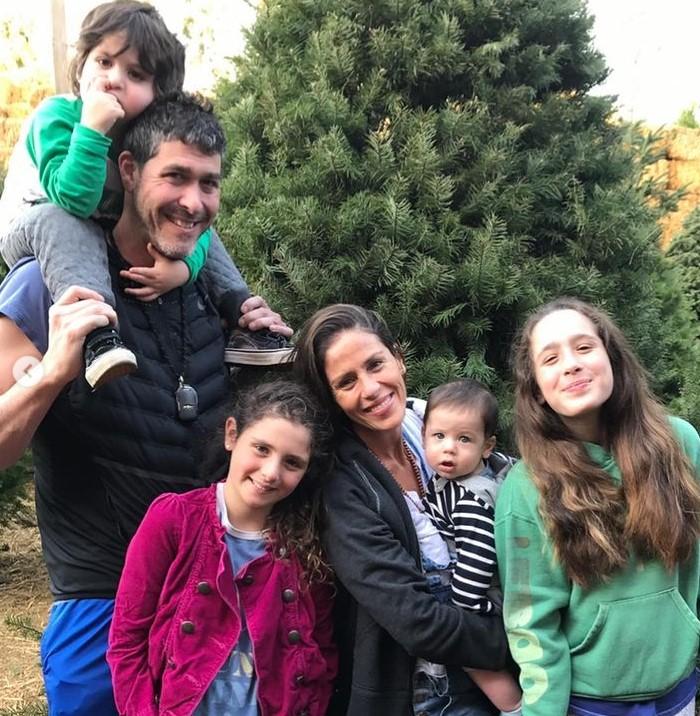 Soleil Moon Frye family