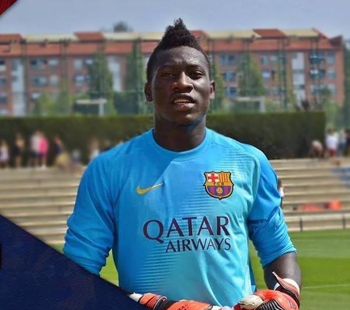 Andre Onana Barcelona