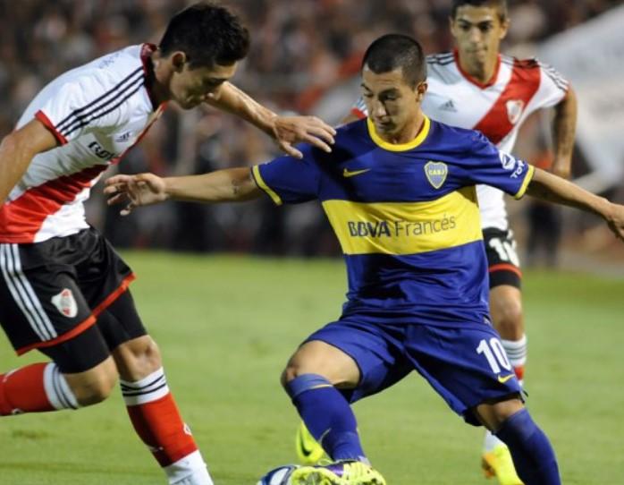 Luciano Acosta Boca Juniors