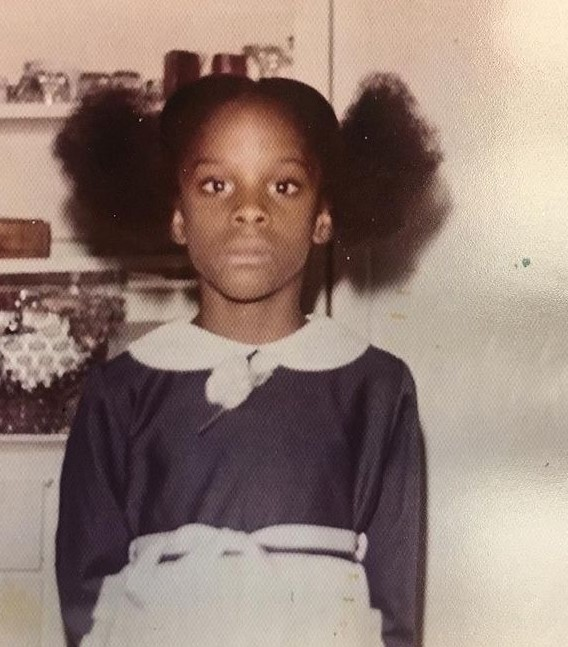 Stacey Plaskett young