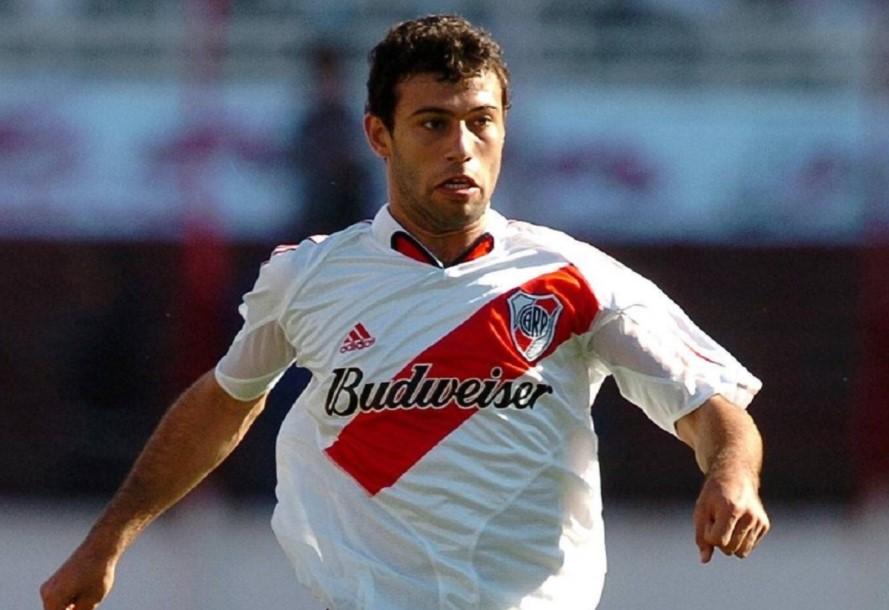 Javier Mascherano River Plate