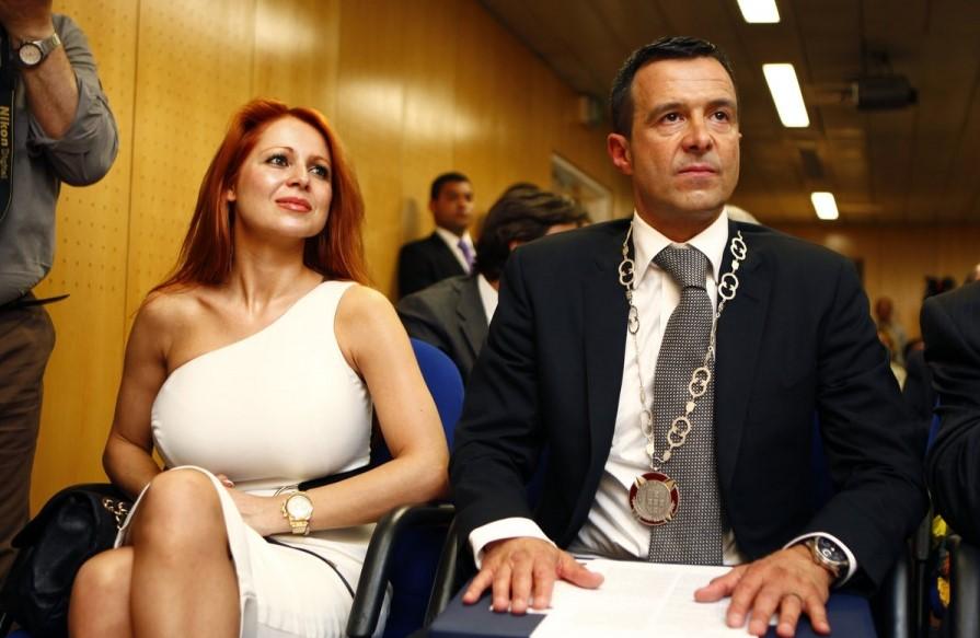 Jorge Mendes wife