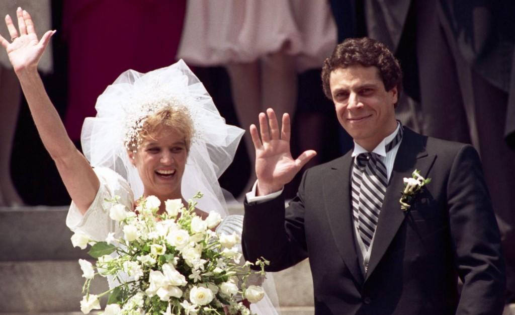 Kerry Kennedy husband