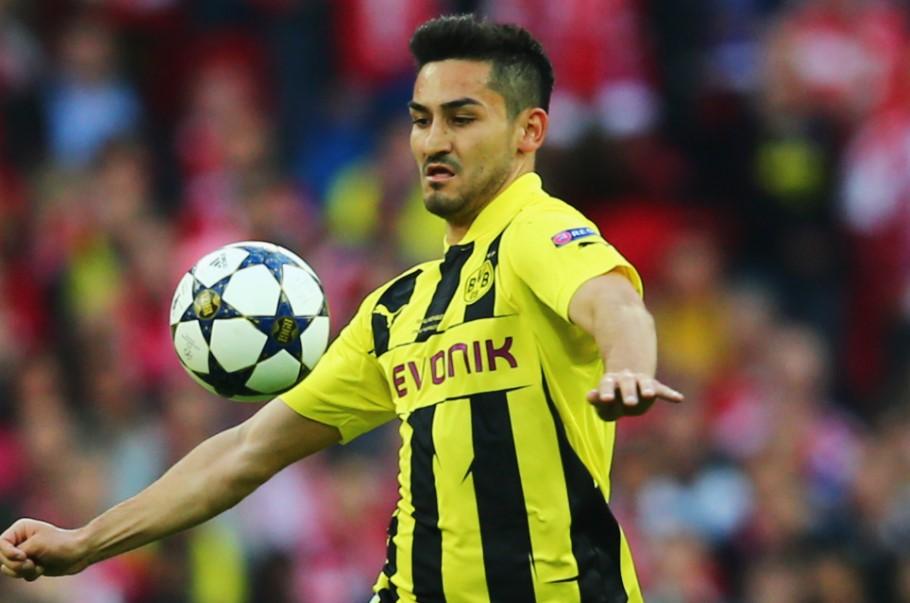 Ilkay Gundogan Dortmund
