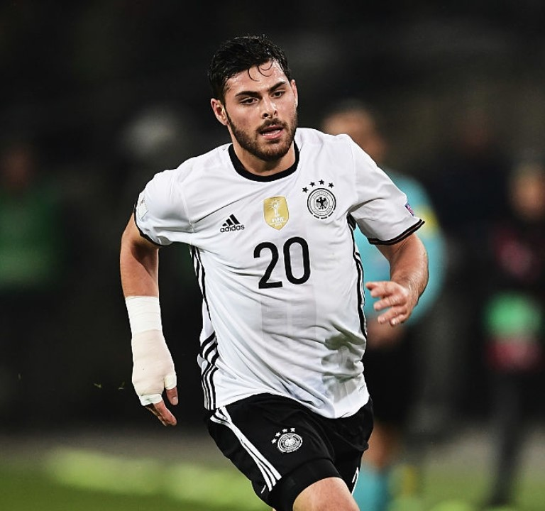 Kevin Volland Germany