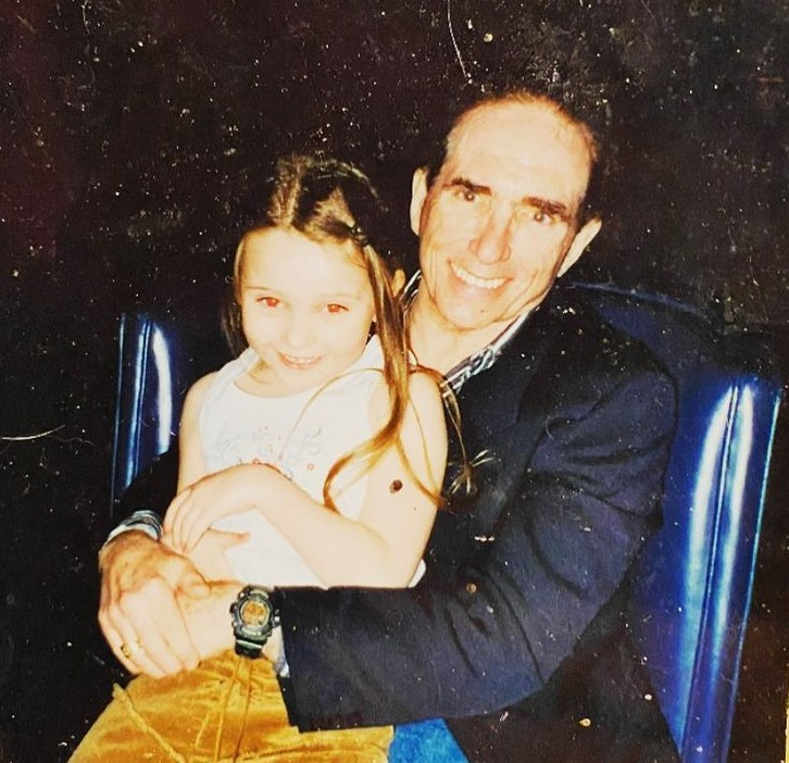 Abigail Breslin father