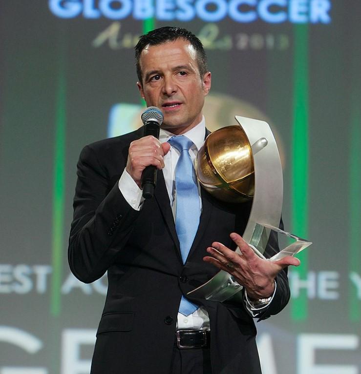 Jorge Mendes awards