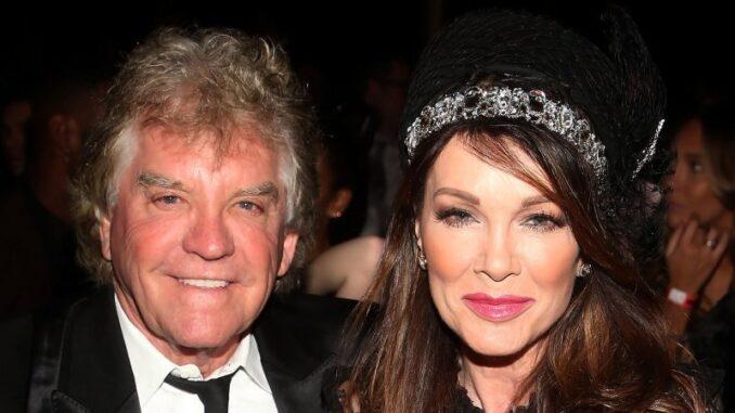 Ken Todd and wife Lisa Vanderpump