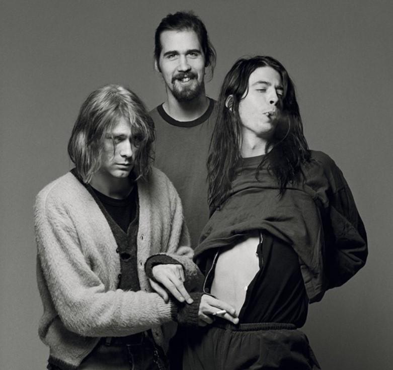 Krist Novoselic Nirvana