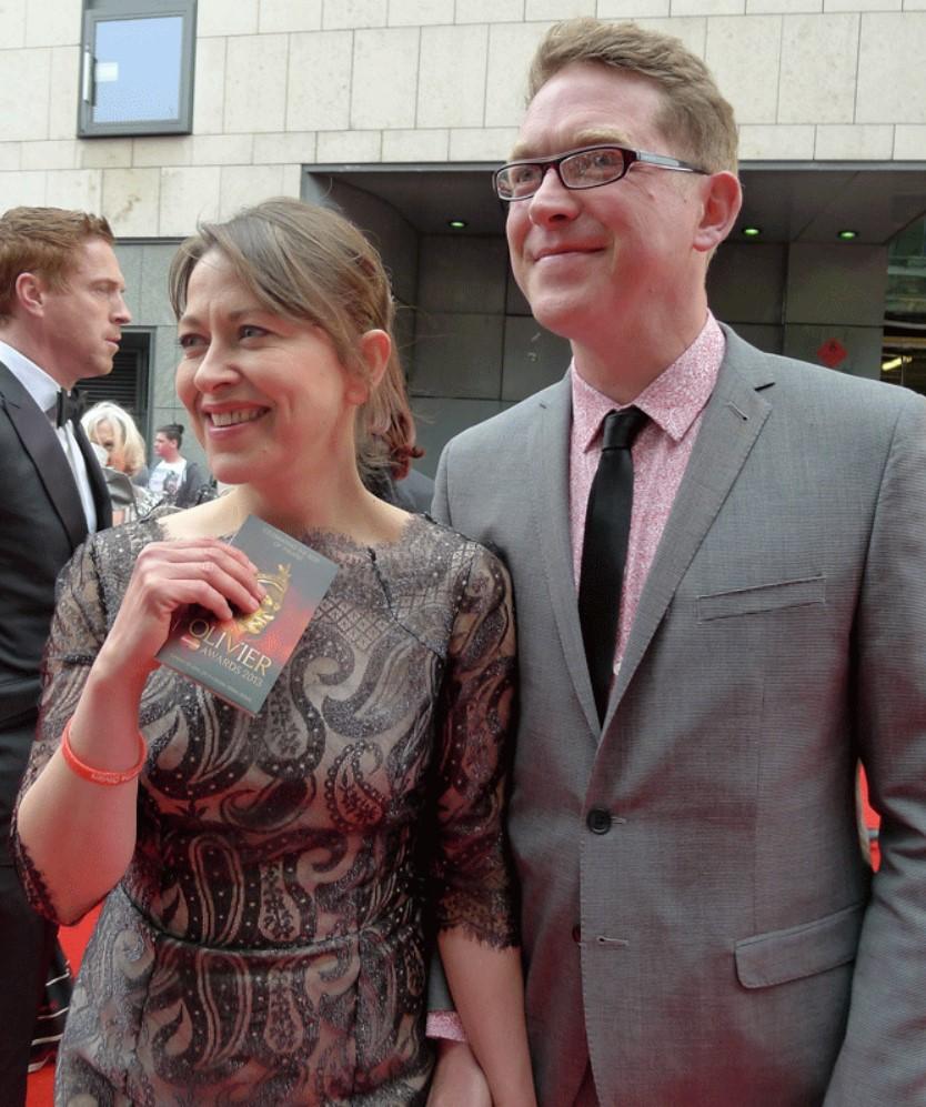 Nicola Walker husband