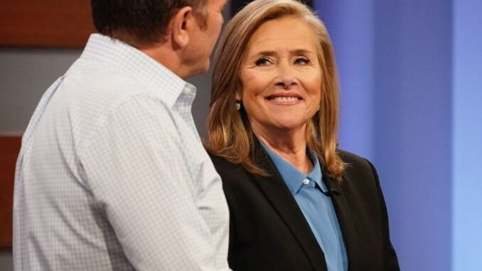 What's the Net Worth of Meredith Vieira? Who Is She?