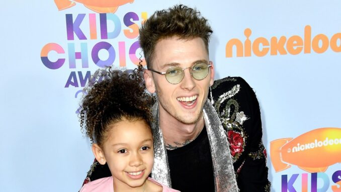 Casie Colson Baker's Wiki; Who is MGK's daughter's mother?
