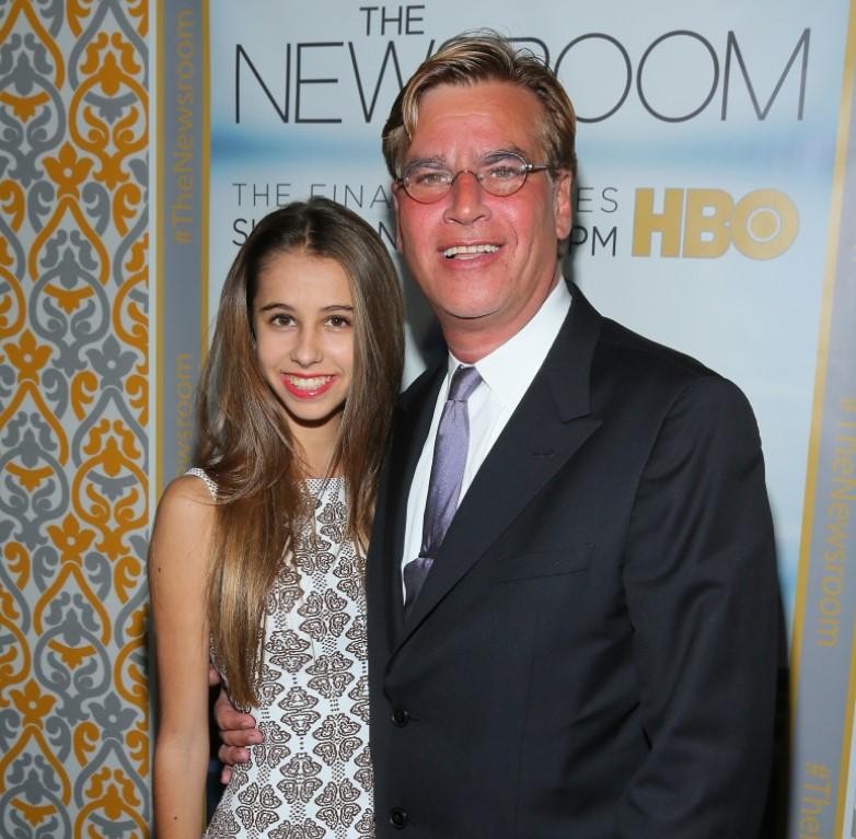 Aaron Sorkin daughter