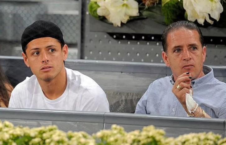 Javier Hernandez father