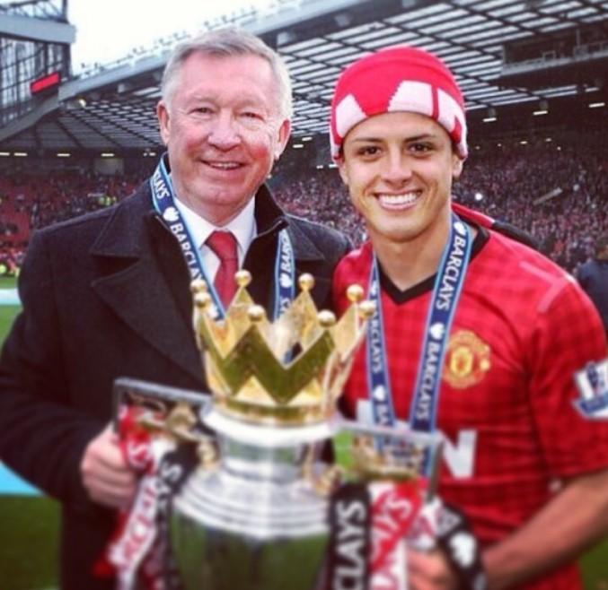 Javier Hernandez Manchester United