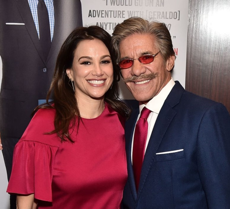 Geraldo Rivera married