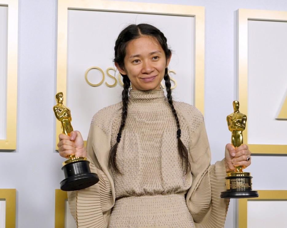 Chloe Zhao awards