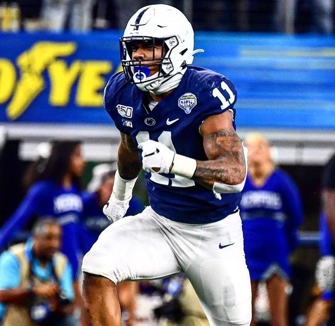 Micah Parsons Penn State