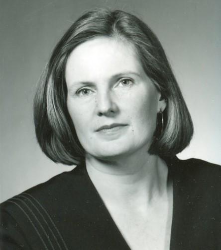 Anne McLaren young