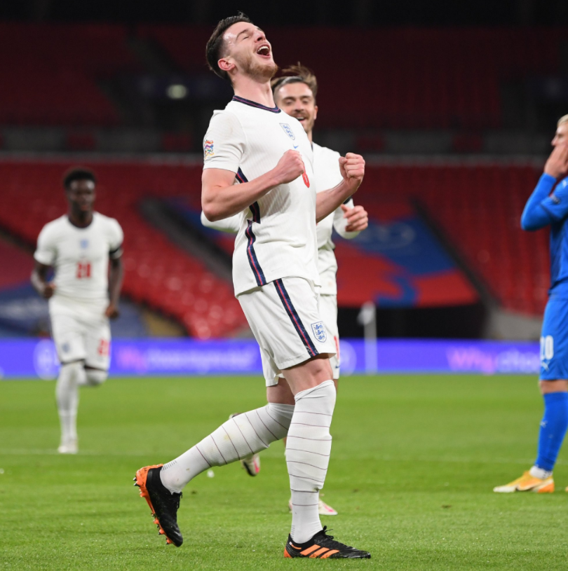 Declan Rice England National Team