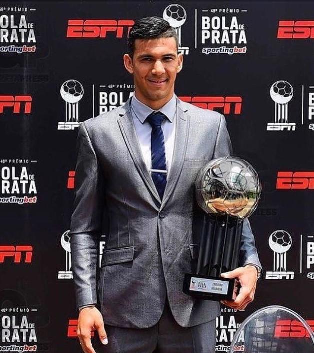 Fabian Balbuena awards