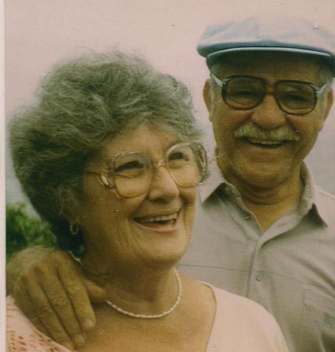 Geraldo Rivera parents