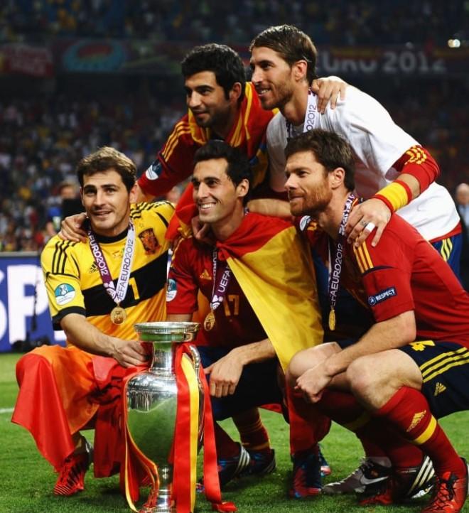 Raul Albiol Spain