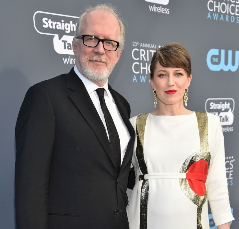 Carrie Coon husband
