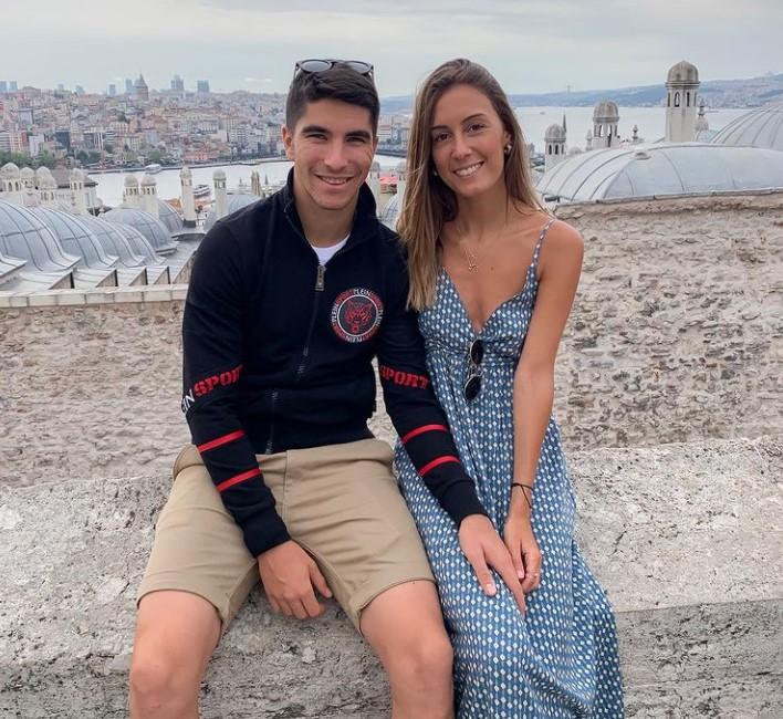 Carlos Soler girlfriend