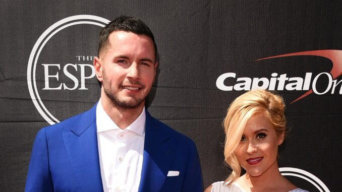 All About JJ Redick's Wife
