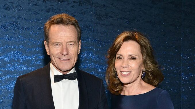 The Untold Truth About Bryan Cranston's Wife