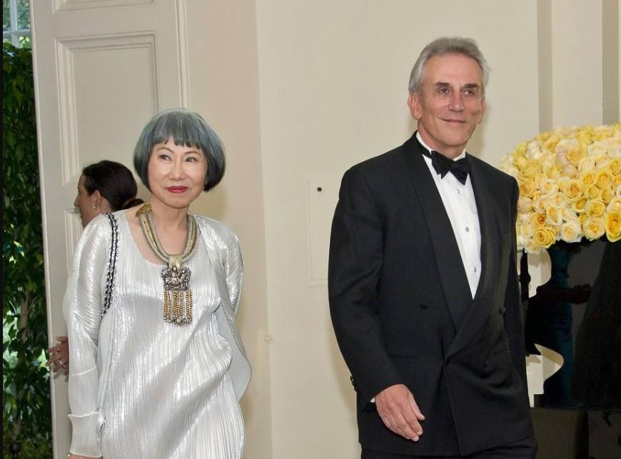 Amy Tan husband