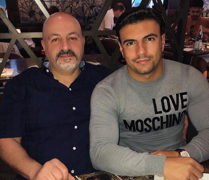 Ercan Ramadan father