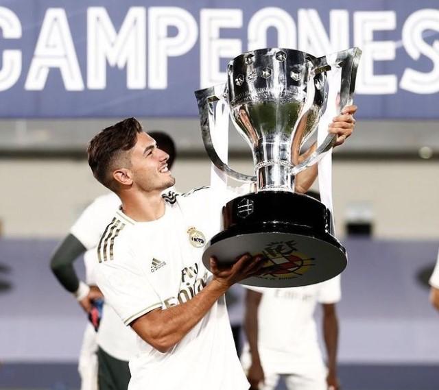 Brahim Diaz Real Madrid