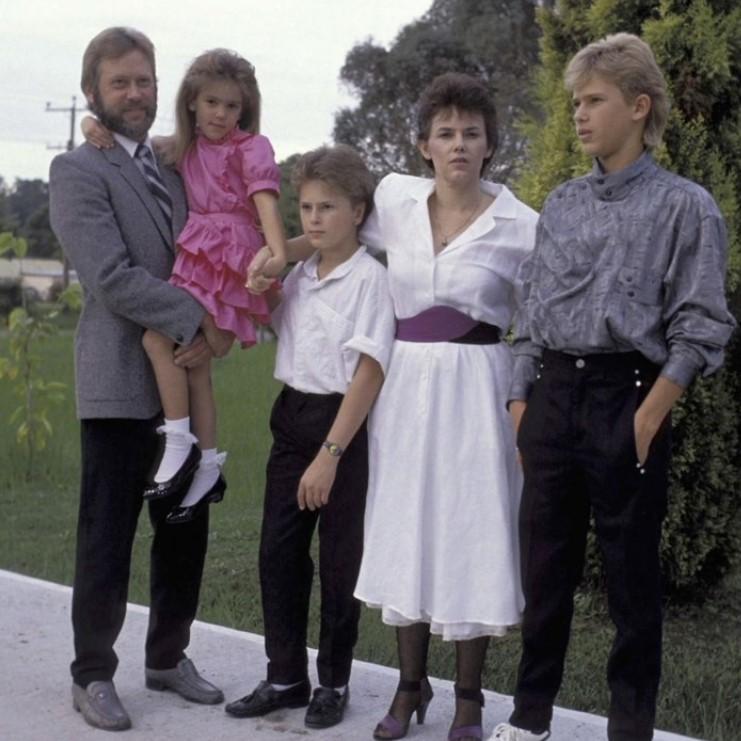 Lindy Chamberlain family