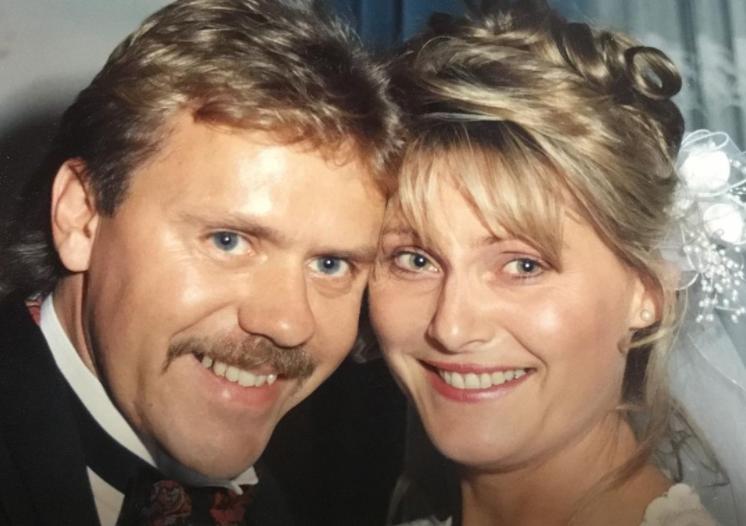 Karen and husband Daryl