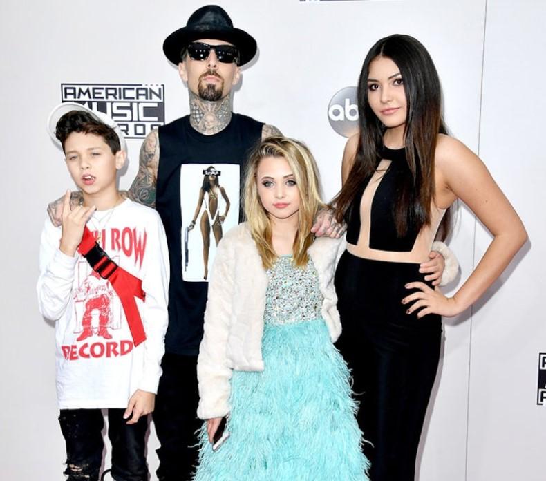 Shanna Moakler family