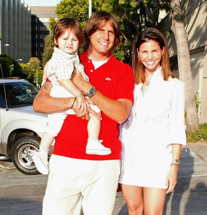 Charisma Carpenter family