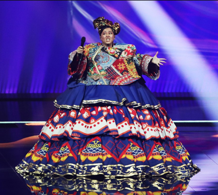 Manizha Eurovision